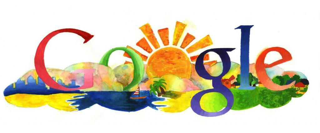 Google - the risiing Sun