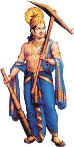 Balarama avatar
