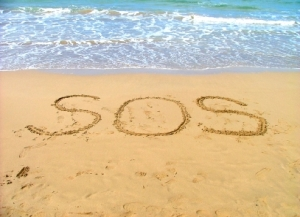 SOS - the universal distress signal