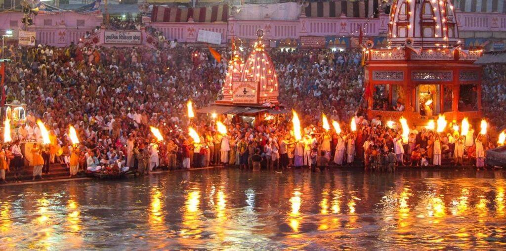 homage to Ma Ganga